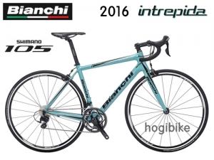 2016 비앙키 인트레피다 카본 Bianchi Intrepida carbon 105