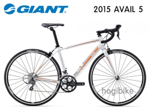 2015 자이언트 어베일 5 white Giant Avail 5 -women-