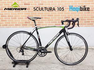 메리다 스컬트라 - 105 업그레이드 - Merida Scultura 903 -11s 105