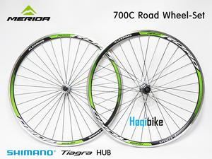 메리다 700c 로드 클린처 휠셋 Merida 700c road clincher wheel set [8 ~ 10단용]