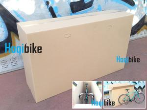 로드사이클 포장 대형 골판지 박스 Road Bike packing box