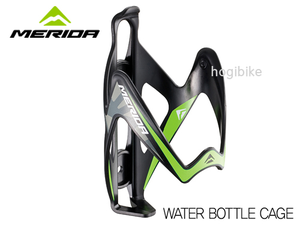 메리다 물통 케이지 Black/Green . Merida water bottle cage